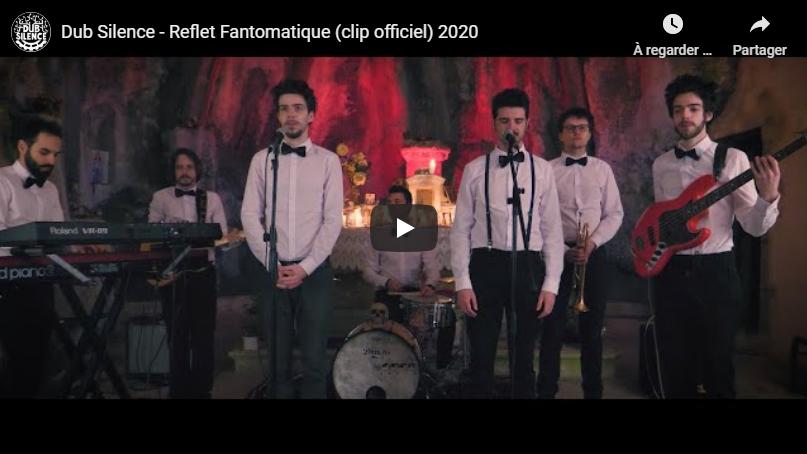 """Découvrez """"Reflet Fantômatique"""", le nouveau clip  de Dub Silence"""