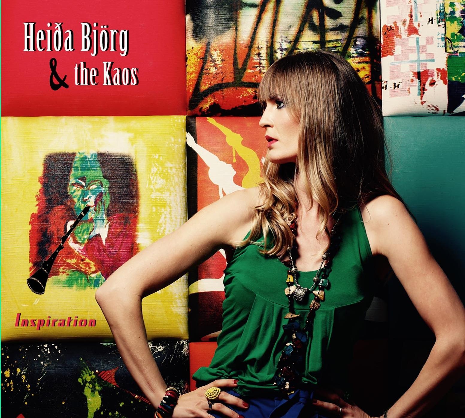 Heiða Björg & the Kaos: Aleiin